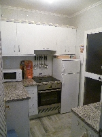 New Kitchen c/w cooker,hob,granite tops