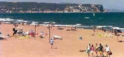 Estartit beach