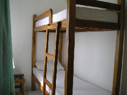Bedroom 2 - adult bunks