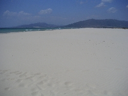 Tarifa..  amazing beach - 30 mins away
