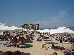 Beach 50 meters