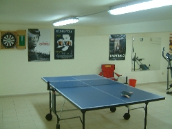 GAMES AND EXERCISE ROOM