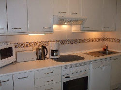 Fully equipped Kitchen + Utility room