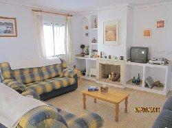 Villa Gurteen lounge