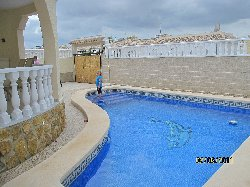 Villa Latina Pool