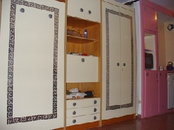 Wardrobe & Kitchen