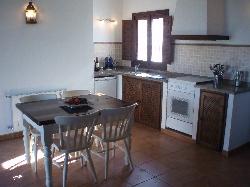 Casita La Loma's kitchen