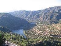 River Ebro near Rasquera ( 3 kms )