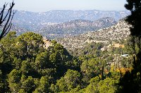 Cardo Mountains ( 9 kms )