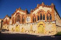 Wine Cellar, El Pinell de Brai ( 15 kms