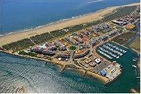 Beach and Marina at Isla Canella