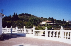 View Towards The front of the villa