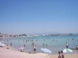 Altinkum main beach