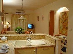 Beautiful apartments, stylish interiors