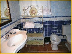Cottage- bathroom