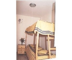 Second bed room with Bunkbed