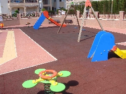 Kids Play Area with Soft Safety Surface