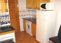 Fully fitted well equiped kitchenette