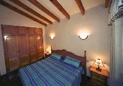 Casita Barranco - Bedroom