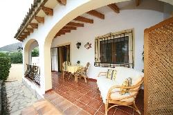 Casita Barranco - Terrace