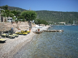 Torba beach 20 minutes