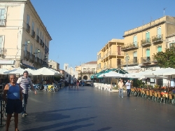 Pizzo village
