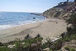 Cala Merced Beach