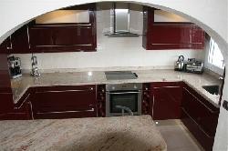 Kitchen (Upper apartment)