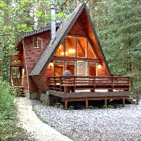 Mt. Baker Lodging - Cabin 15