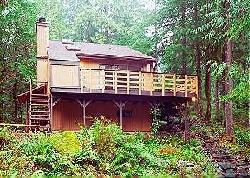 Mt. Baker Lodging - Cabin 26