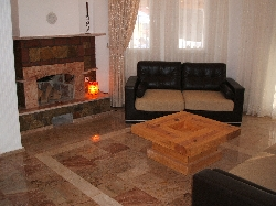 Main lounge with Satellite TV/DVD/CD