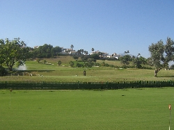 Golf is available at Duquesa Golf Hotel