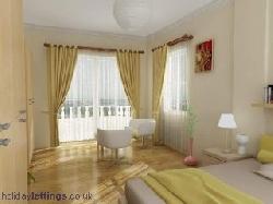 Master Bedroom of Villa Naseem