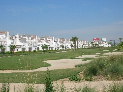 VIEW OVER GOLF COURSE