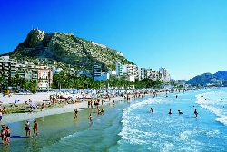 City of Alicante Beach 15mins