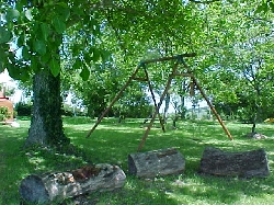 Childrens Swing & Play Area