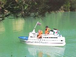 Beau Vallon Lake