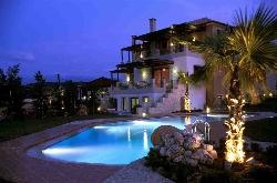 pool.evening