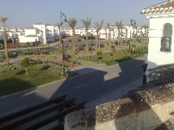 Avenue on resort