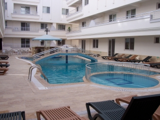 holiday apartment to rent in altinkum aegean coast turkey turkey id 4767