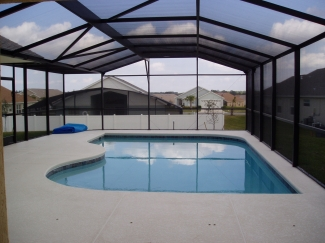 Holiday Villa To Rent In Orange Tree Clermont Florida
