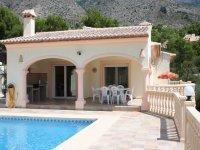 Altea Nea La Vella Or Benidorm Calpe Colanca 3 Bedroom Villa To Rent Sleeps 8 From 500 Gbp Week