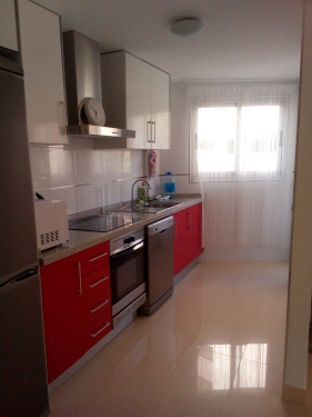 Holiday Apartment To Rent In Costa Blanca Benidorm Spain Id 7057