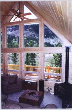 House cabin ad affitto dentro alma fairplay breckenridge for Affitti cabina breckenridge