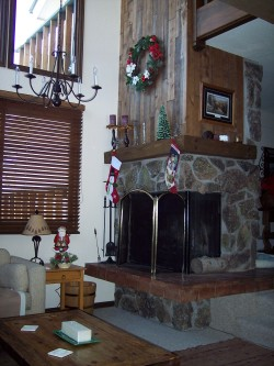 Lodge home ad affitto dentro breckenridge summit county for Affitti cabina colorado breckenridge
