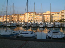 Holiday apartment to rent in port leucate near perpignan languedoc roussillon france id 3089 - Bus perpignan port leucate ...