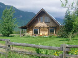 Holiday House To Rent In Meadow Creek Nr Kaslo Rocky