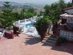 Villa ad affitto dentro alhaurin de la torre malaga for Piccole cabine in piccione fucina tn