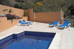 Holiday villa to rent in salobrena costa tropical for Garden spas pool germantown tn